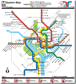 New Washington Dc Metro Map Chart Porn